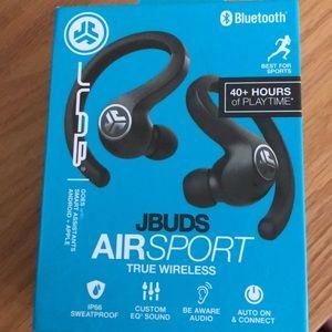 Jbuds air sport